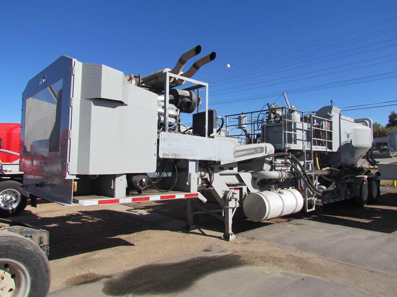 '14 WEATHERFORD Cement Pump Unit – YD3