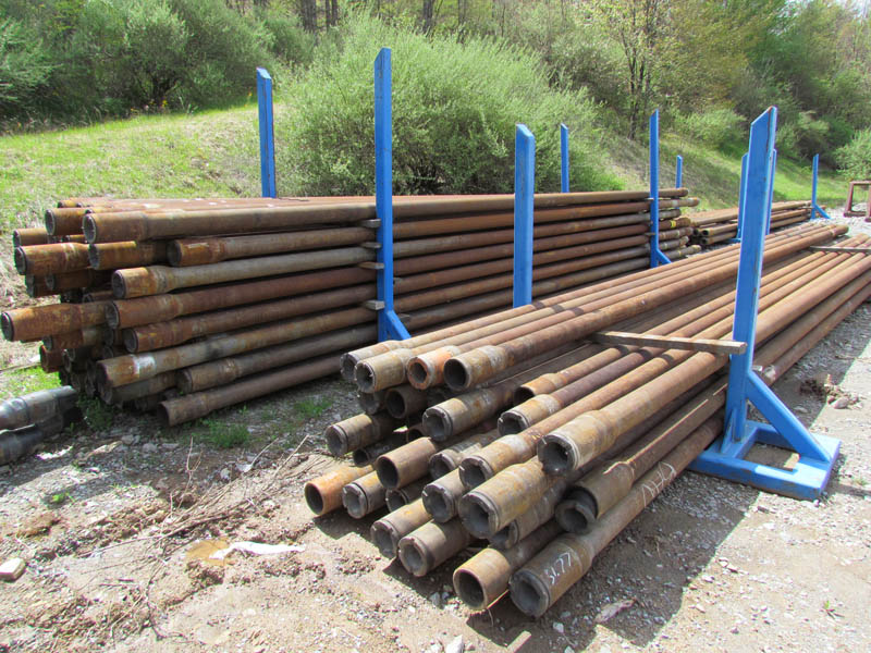 "3,410' 5"" Range 2 Drill Pipe – YD12"