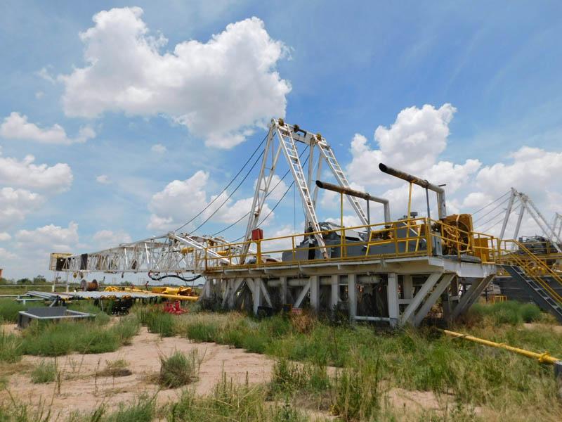 IDECO H-35 Drilling Rig – DY2 YD6