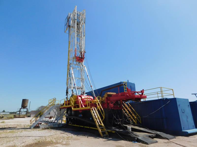IDECO H-30 Drilling Rig – DY2 YD8
