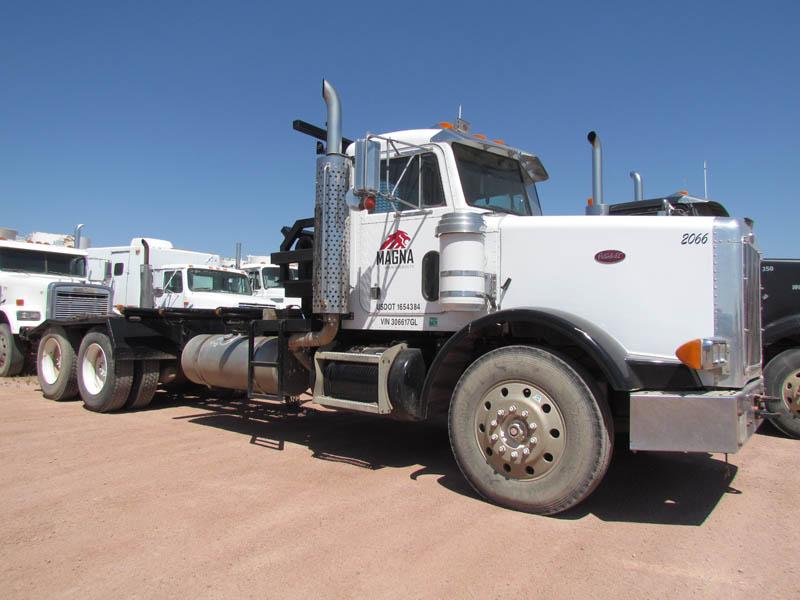 '91 PETE 357 Winch Truck – YD3