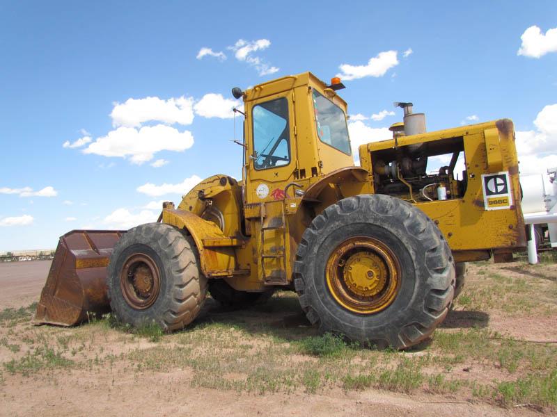 CAT 966C Wheel Loader – YD3