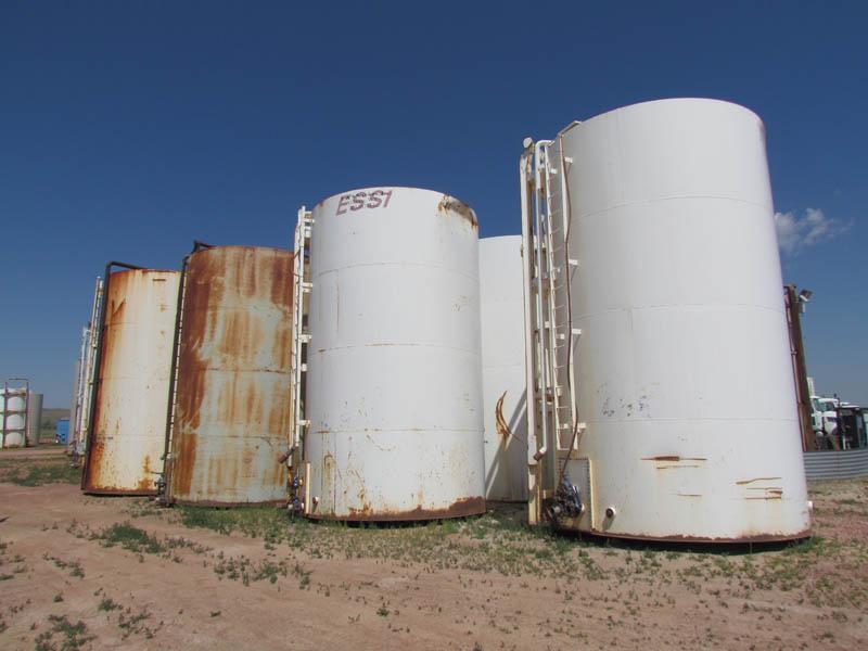 500-Bbl Vertical Tanks – YD3