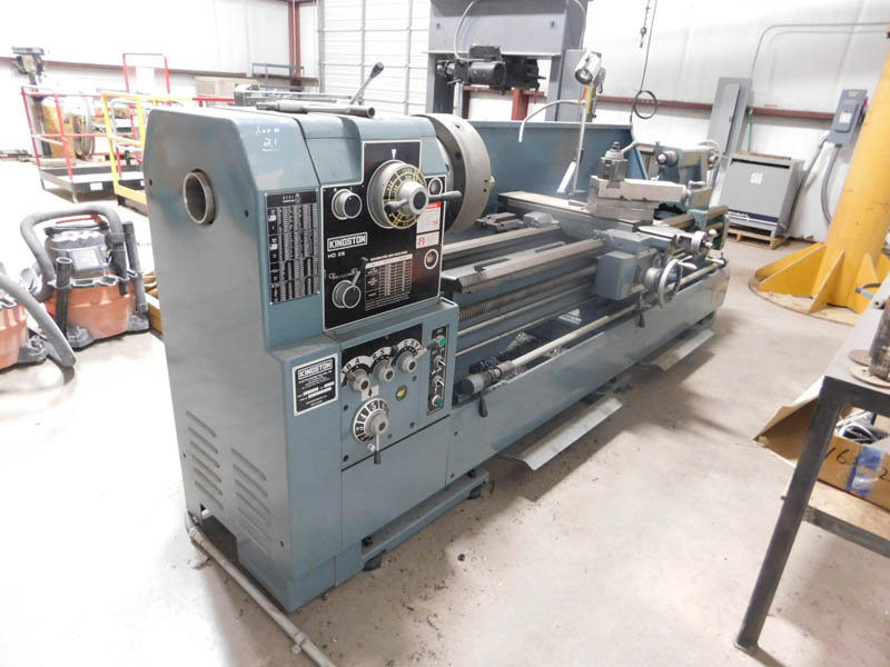 KINGSTON HD2690 Engine Lathe – YD2