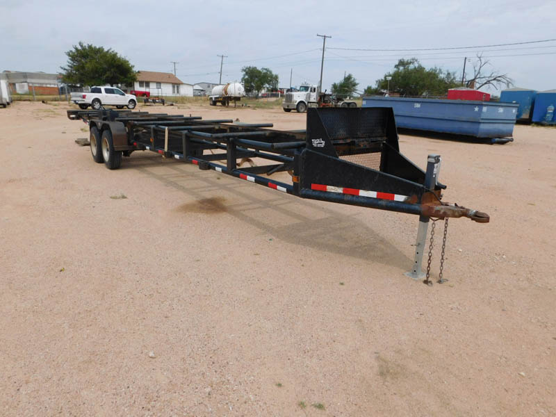 2009 TERRY Pipe Trailer – YD3