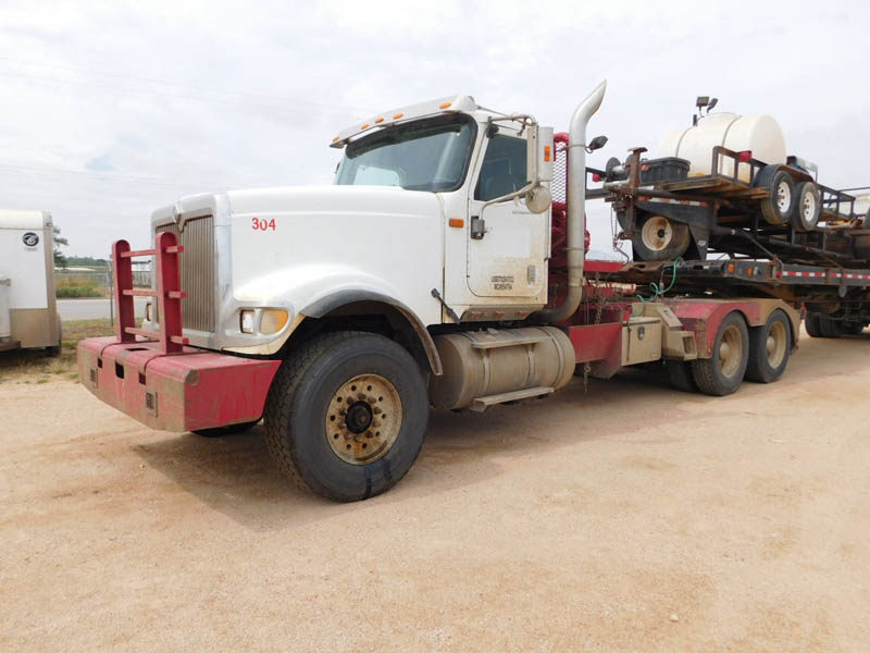 2006 INTERNATIONAL w/Hyd Winch – YD3