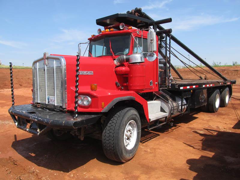 '87 KENWORTH T/A Rig-Up Truck – DY1 YD1