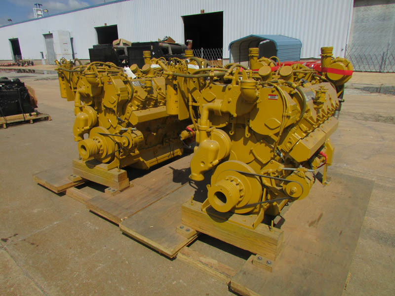 NEW CAT C27 Engines – DY1 YD11