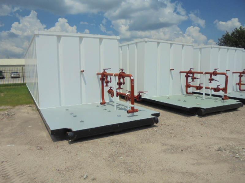 UNUSED 500-Bbl Water Tank – DY2 YD14