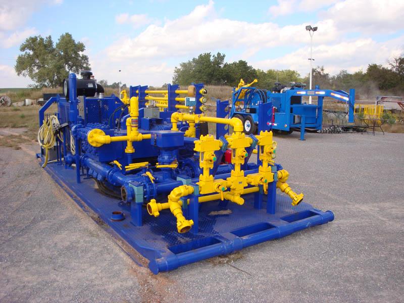 UNUSED G.DENVER TEE Pump w/1-Year Warranty