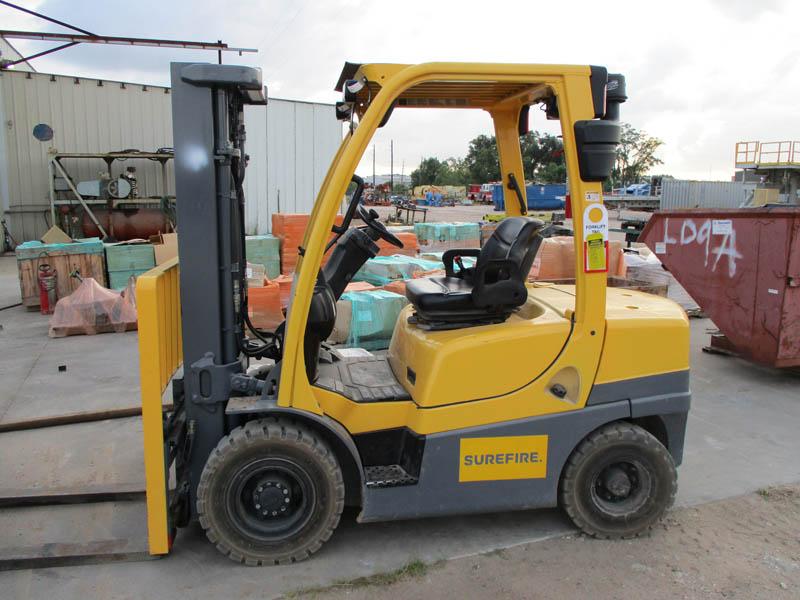 HYSTER H60 Forklift