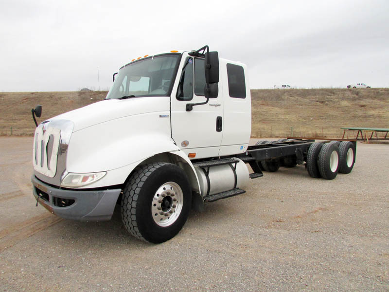 2008 IHC Cab & Chassis – YD1