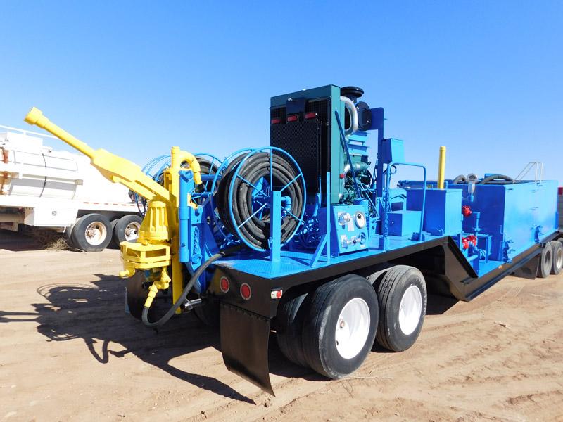 Drillmobile w/BOWEN S-2.5 / G-D PAH – DY1 YD1