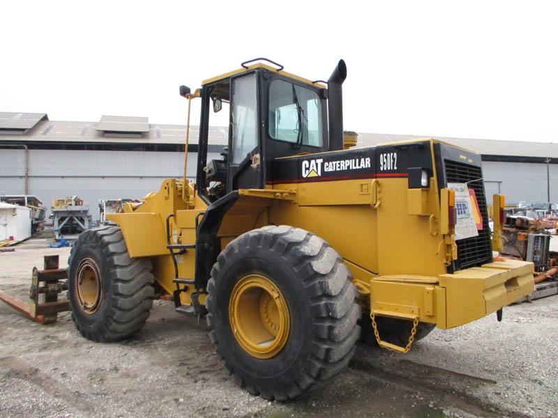 CAT 950 Wheel Loader – DY2 YD2