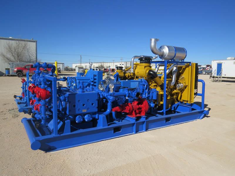 SERVA TPD-600 Triplex Pump – DY1 YD1