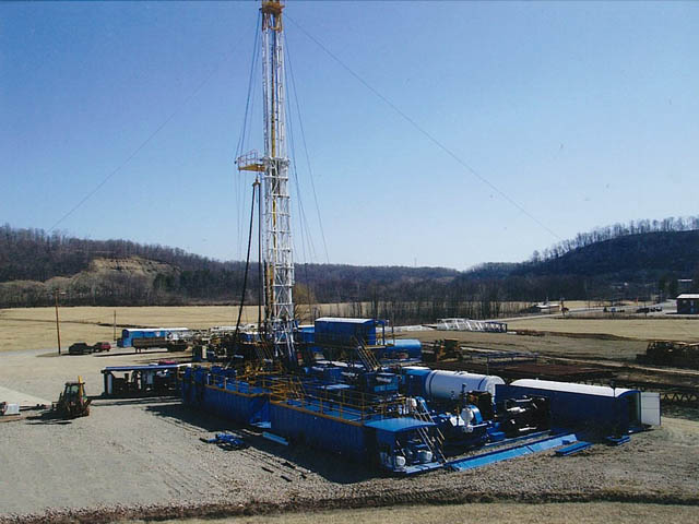 2008 Rig #14 S&S CROWN 750 Drilling Rig – YD 4