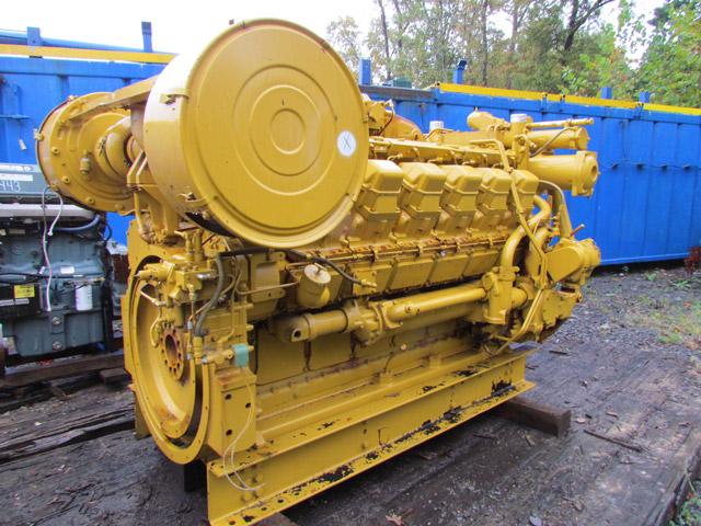 CAT 3512A Engine – YD1