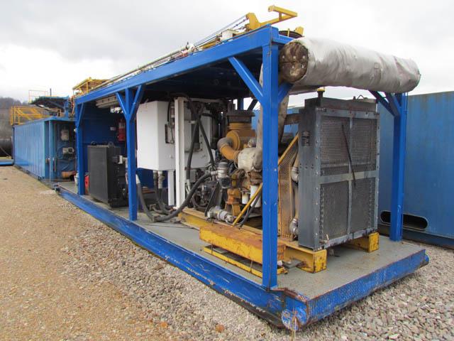 Rig #14 FDS 150-Ton HPU – YD4