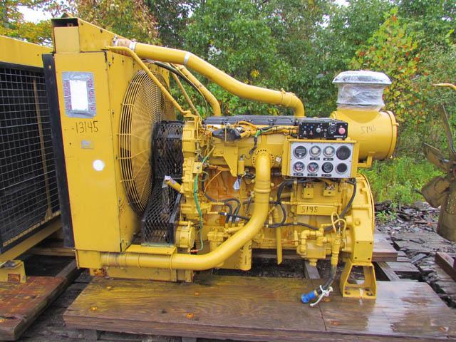 (1 of 3) CAT C18 600HP Engines – YD1