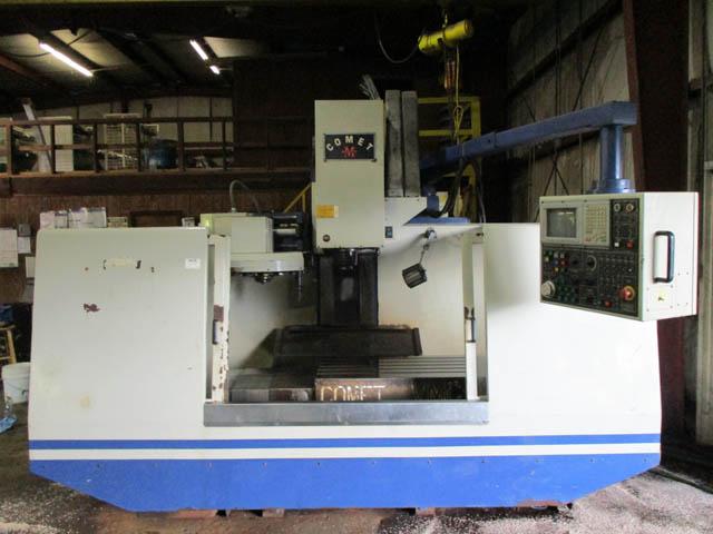 MIGHTY COMET VMC-1000 CNC