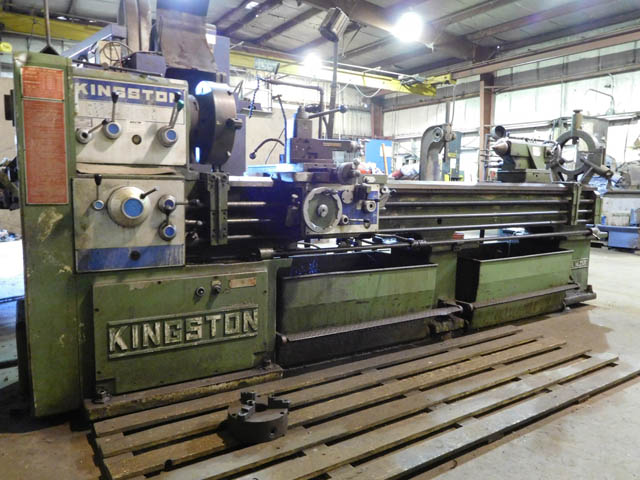 KINGSTON HR-2500 Hollow Spindle Lathe