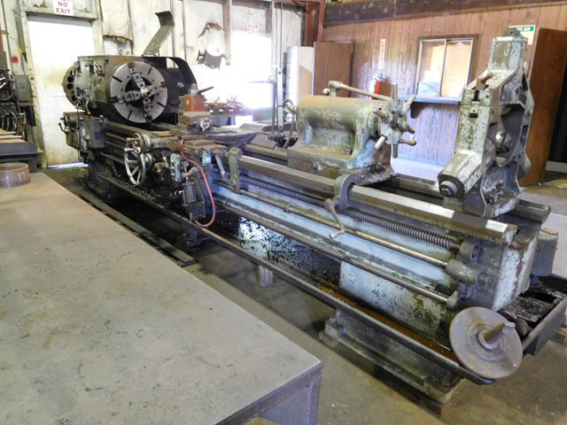LEHMAN 2516 Hollow Spindle Lathe