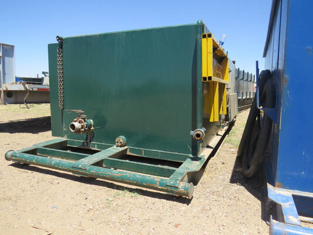 Well Service Mud Tanks - DY1 YD1