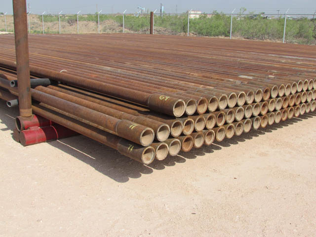 """4-1/2"""" Rng 3 Drill Pipe – DY1 YD3"""