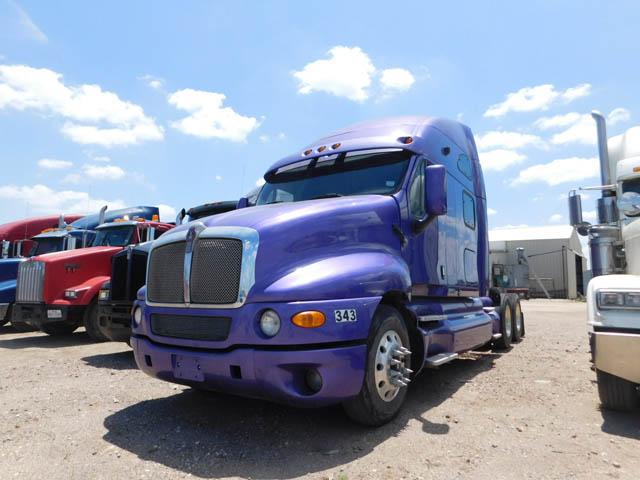 '06 KENWORTH T2000 Haul Truck – DY2 YD7