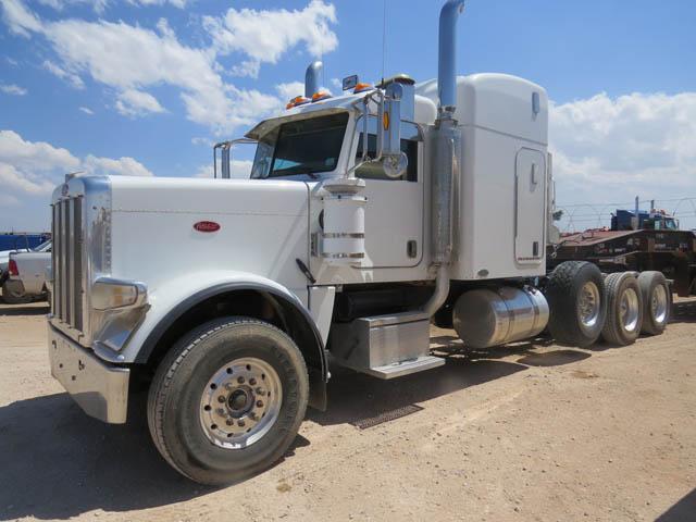 2009 PETE 388 Haul Truck – DY2 YD1