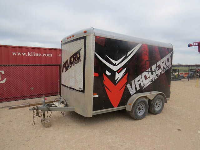 2015 Doghouse Trailer – DY1 YD1