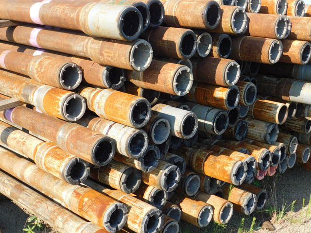 """5"""" S-135 19.50# Drill Pipe Inspected – DY1 YD9"""
