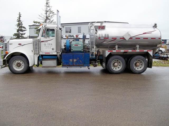 PETE Pressure Tank Truck w/2012 G-D TEE – DY2 YD1