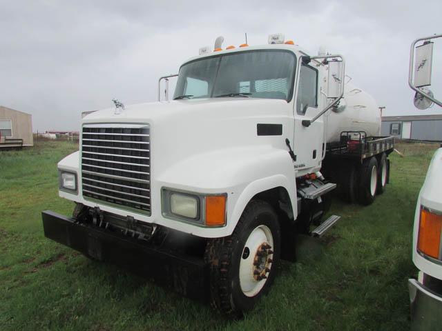 '09 MACK Vacuum Truck – DY2 YD1