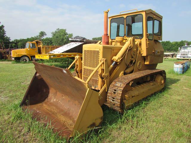 CAT 955L Crawler Loader – DY2 YD3