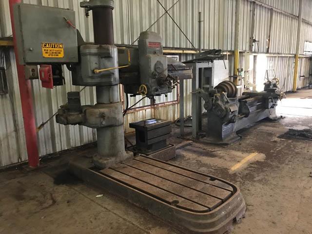 AMERICAN Milling & Machine Lathe – DY2 YD8