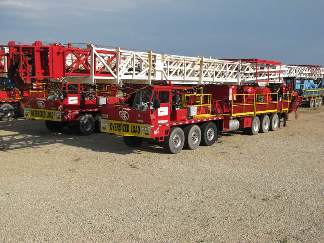 (1 of 4) '14 SERVICE KING 675 Rigs - DY1 YD13