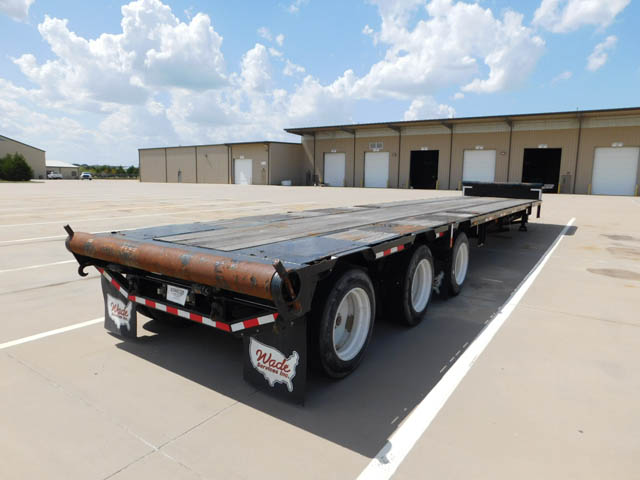 2014 WADE SERVICES 3-Axle Trailer - D1 YD3