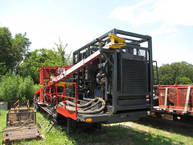 2012 NU ENERGY 225U Snubbing Unit - D1 YD12