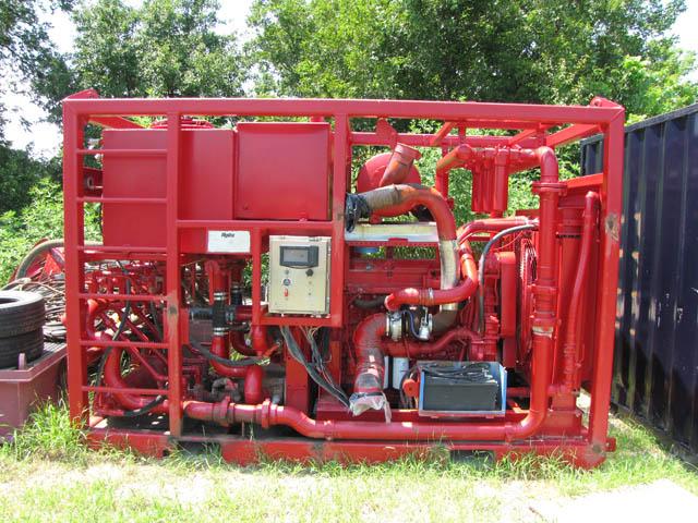 HPU Power Pack w/1,711 Hrs - D1 YD12