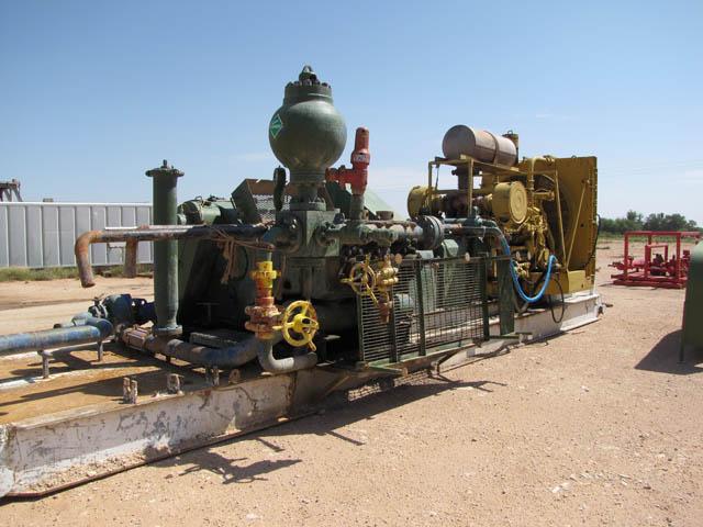 C.EMSCO F-800 Triplex Pumps - D2 YD7
