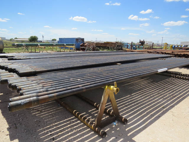 """3-1/2"""" G-105 Drill Pipe - D2 YD1"""