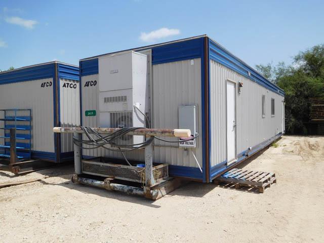 (2) ATCO Crew Houses - D2 YD5
