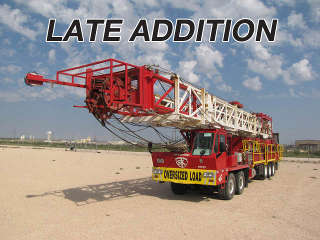(2) Additional 2015 SERVICE KING 575 Well Service Rigs - DY1 YD1