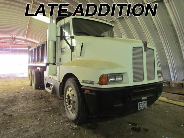 KENWORTH Dump Truck – DY1 YD5