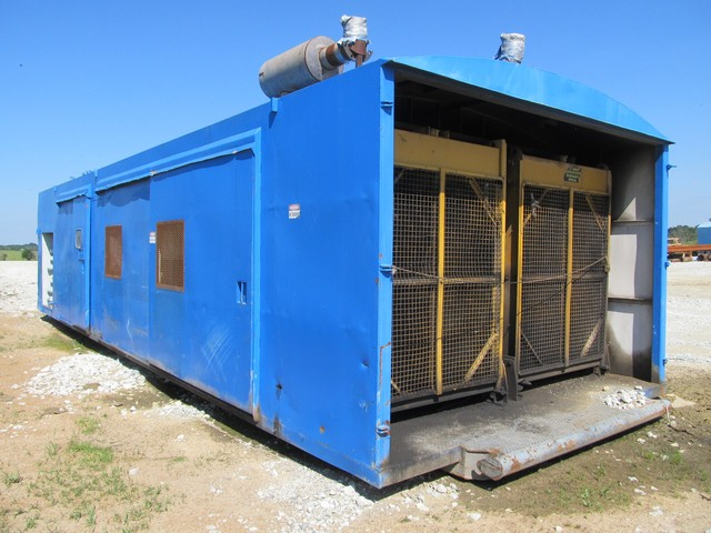CAT SR-4 400KW Gens EA p/b CAT 3412 – DY2 YD1