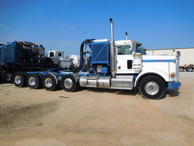 PETE 367 Haul Trucks – DY2 YD5
