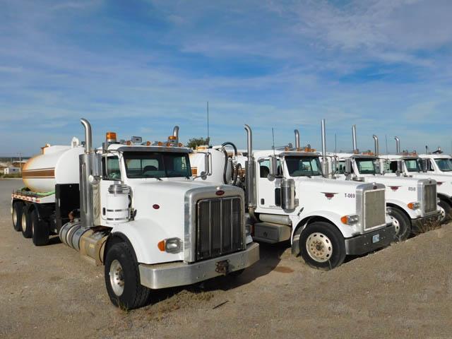 (1 of 3) PETE 100-Bbl Bobtail Kill Trucks w/15M & 10M Pumps – DY1 YD3