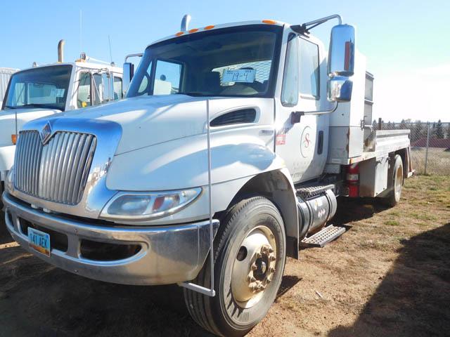 2009 INT'L 4300 Tool Truck – DY1 YD19