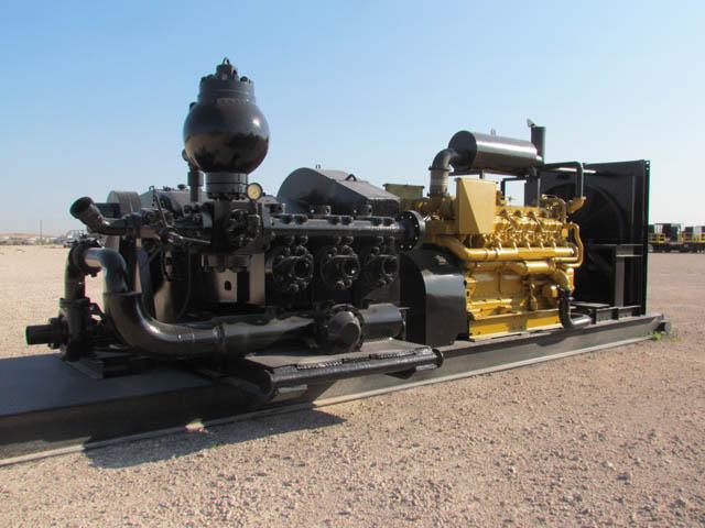 MAXUM M-1000 Triplex Pump – YD1
